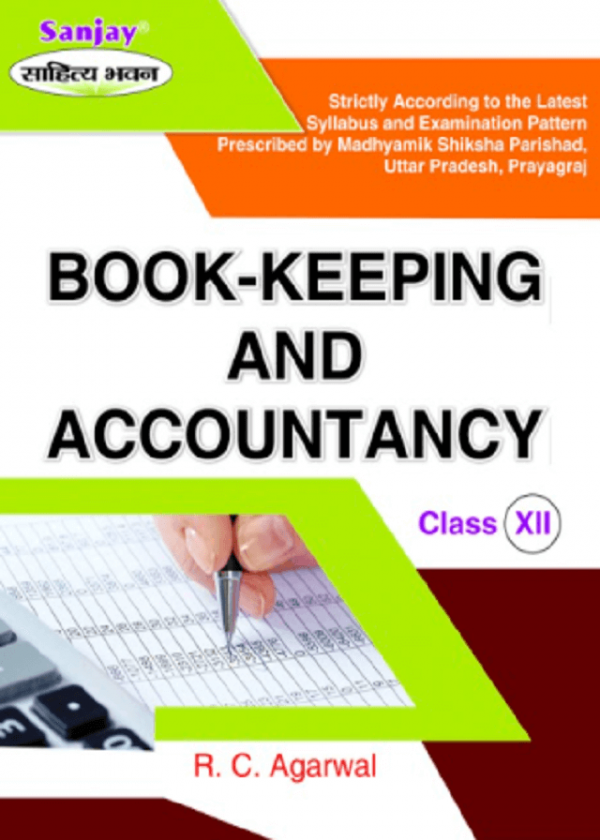 Book Keeping and Accountancy Book