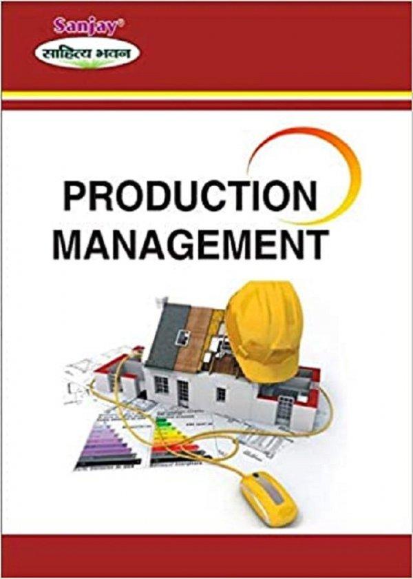 Production Management Book