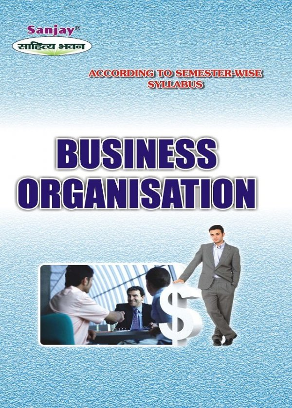 Business Organisation for BBA