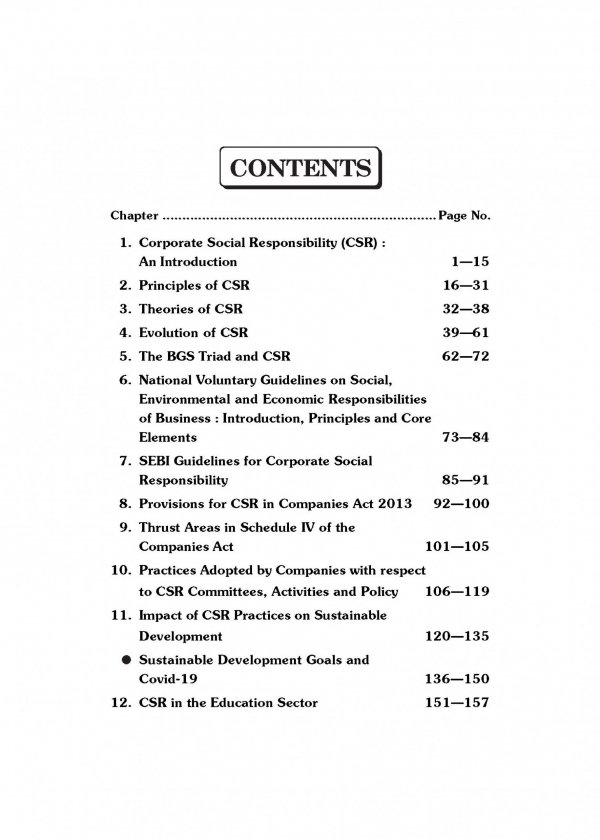 corporate social responsibility Contain 2