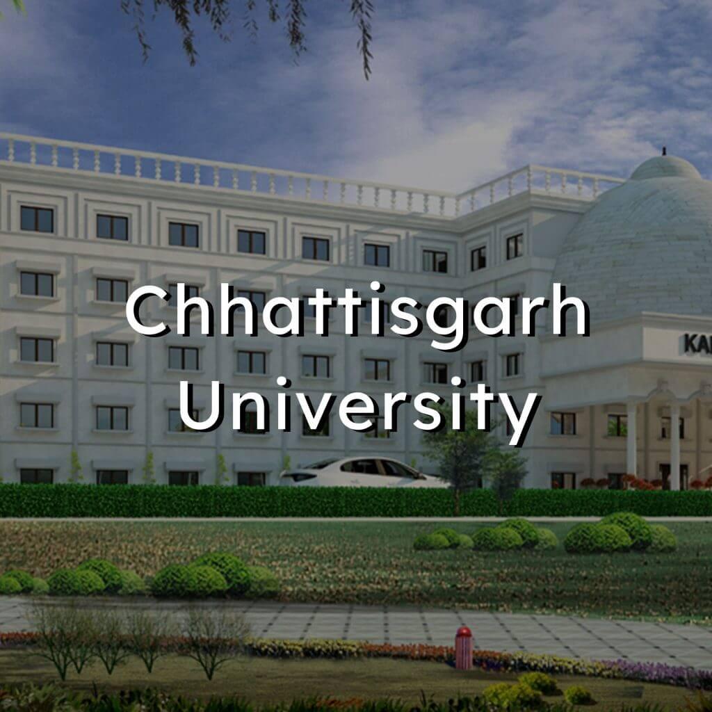 Chattisgarh University