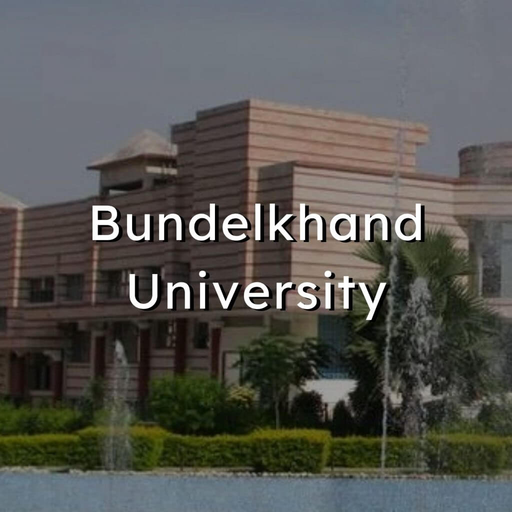 Jhansi University